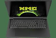 XMG NEO 17 - E19bbf, Gaming Notebook mit 17.3 Zoll Display, Core™ i7 Prozessor, 16 GB RAM, 500 GB SSD, GeForce® RTX™ 2060, Schwarz