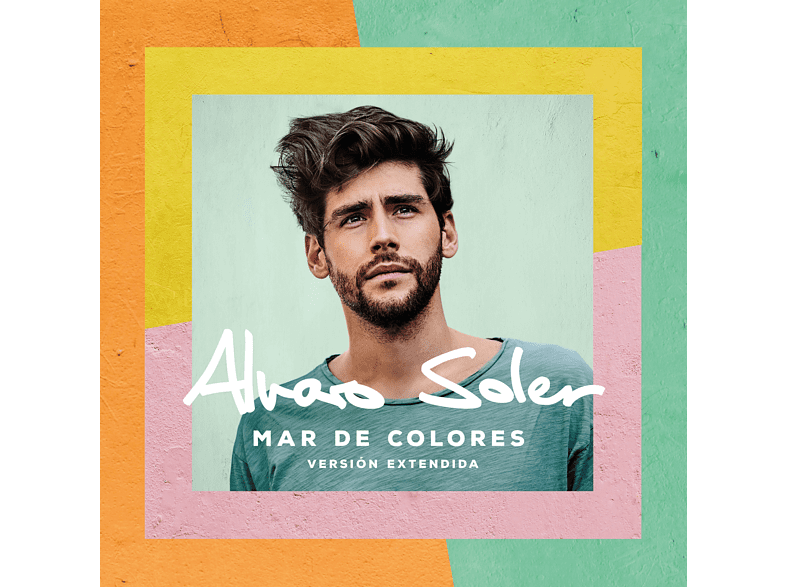 Alvaro Soler - Mar De Colores (Version Extendida) [Vinyl]