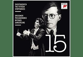 Dresdner Philharmonie - Sinfonien  - (CD)