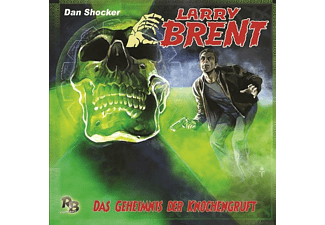 Larry Brent - Das Geheimnis der Knochengruft  - (CD)