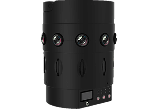 Z CAM V1 VR Kamera Sphärische Auflösung 7K @30fps / 6K @60fps (Post-Stitch-Ausgabe durch Z CAM WonderStitch) , CMOSopt. Zoom