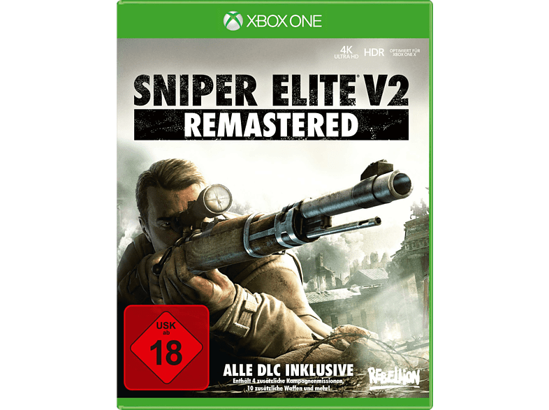 Sniper Elite V2 Remastered [Xbox One]