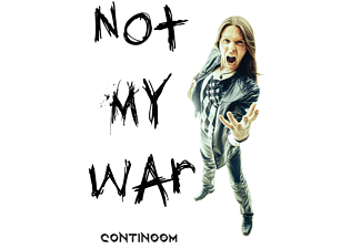 Continoom - Not My War (CD)