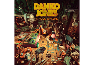 Danko Jones - A Rock Supreme (Digipak) (CD)