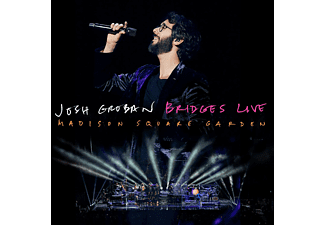 Josh Groban - Bridges live: Madison Square Garden (CD + DVD)