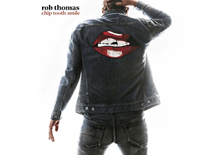 Rob Thomas - Chip Tooth Smile (CD)