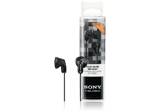 Auriculares botón - Sony MDR-E9LPB Negro, 105dB