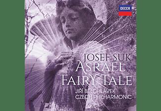Belohlavek, Czech Philharmonic, Josef Suk - Asrael Fairy Tale  - (CD)