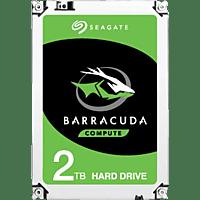 SEAGATE Barracuda, 2 TB HDD, 3.5 Zoll, intern