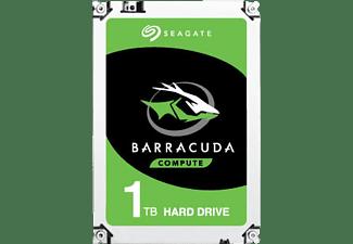SEAGATE BarraCuda Festplatte Retail, 1 TB HDD SATA 6 Gbps, 3,5 Zoll, intern