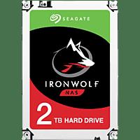 SEAGATE IronWolf, 2 TB HDD, 3.5 Zoll, intern