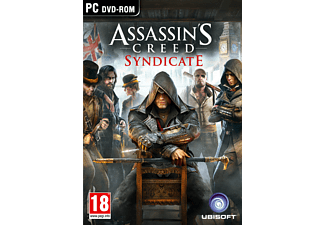 UBISOFT Assassins Creed Syndicate PC Oyun