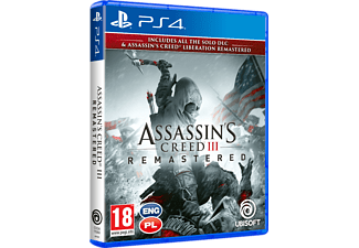 Assassin's Creed III Remastered (PlayStation 4)