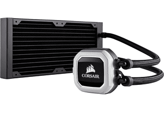 CORSAIR CPU Kühlung Hydro Series H100i Pro RGB (CW-9060033-WW)