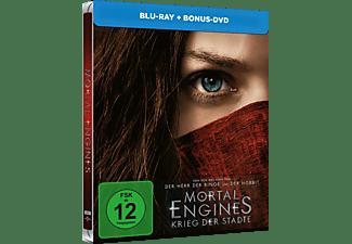 Mortal Engines: Krieg der Städte (Limitiertes Steelbook) Blu-ray