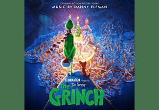 Danny Elfman - DR.SEUSS THE GRINCH  - (CD)