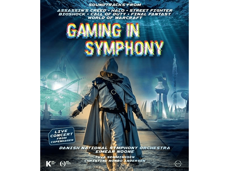 Danish National Symphony Orchestra, Danish National Concert Choir - Gaming in Symphony [Blu-ray]