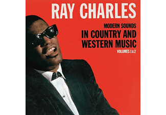 Ray Charles - Modern Sounds In Country And Western Music Vol.1+2  - (CD)