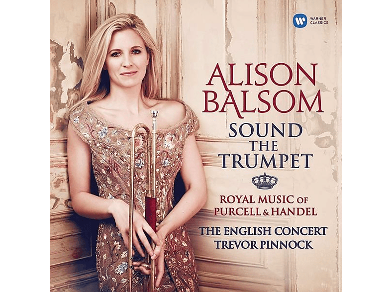 Alison Balsom, The English Concert - Sound the Trumpet [Vinyl]