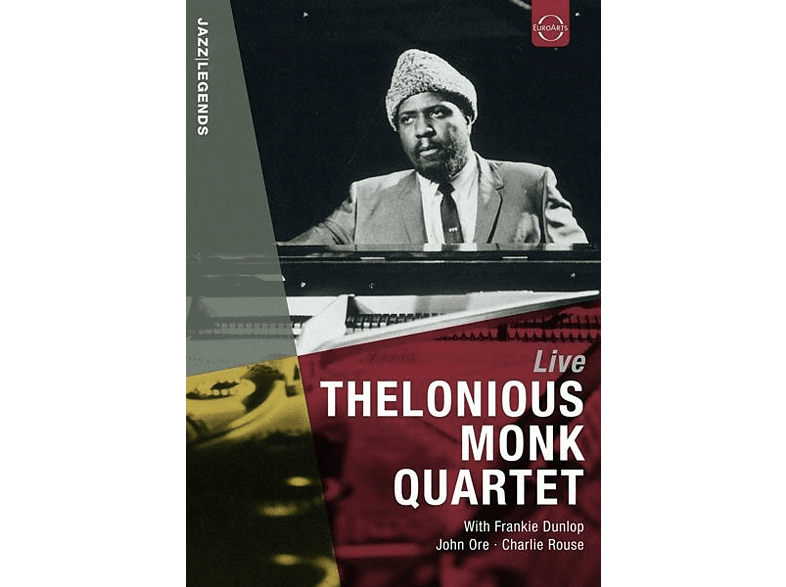 Thelonious Monk, Charlie Rousesax, John Ore, Frankie Dunlop - NEW YEAR'S EVE CONCERT 20 [DVD]