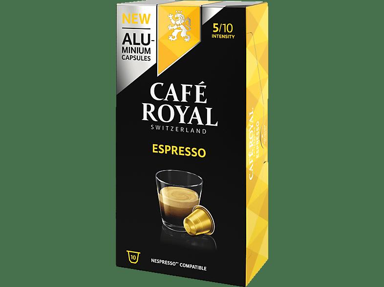 CAFE ROYAL Espresso Alu Kaffeekapseln (Nespresso)