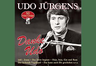 Udo Jürgens - Danke Udo-50 frühe Erfolge  - (CD)