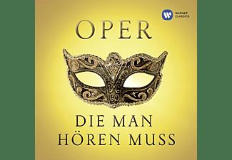 VARIOUS - Oper die man hören muss  - (CD)
