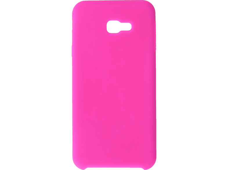 V-DESIGN PSC 060 , Backcover, Samsung, Galaxy J4+, Thermoplastisches Polyurethan, Pink