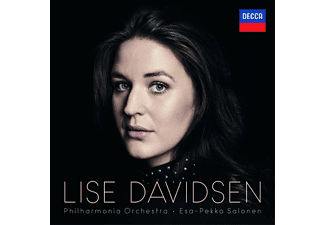 Lise Davidsen, The Philharmonia Orchestra - Lise Davidsen  - (CD)