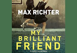 Max Richter - My Brilliant Friend  - (CD)