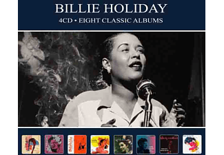 Billie Holiday - 8 Classic Albums  - (CD)