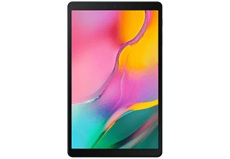 "Tablet - Samsung Galaxy Tab A (2019), 32 GB, Plata, WiFi + LTE, 10.1"", 2 GB RAM, Snapdragon, Android"
