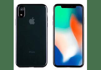 Funda Muvit Cristal soft para iPhone XR Transparente - Funda para