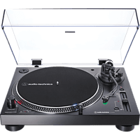 AUDIO-TECHNICA AT-LP120xUSBBK Plattenspieler (Schwarz)