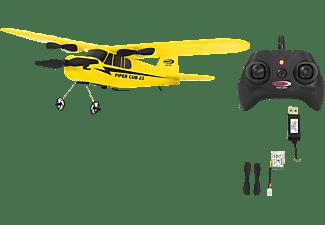 JAMARA RC PIPER J3-CUB FLUGZEUG RC Flugzeug, Gelb/Schwarz