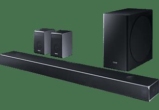 SAMSUNG HW-Q90R/ZG, Soundbar, Slate Schwarz