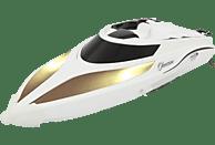 JAMARA RC Speedboot Obsession RC Boot, Weiß/Gold