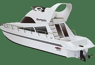 JAMARA RC Yacht Barbados RC Boot, Weiß/Schwarz
