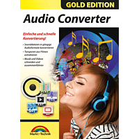 Audio Converter - Gold Edition