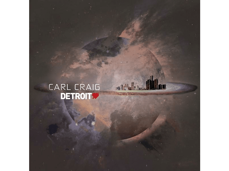 Carl Craig, VARIOUS - Detroit Love 2 [Vinyl]