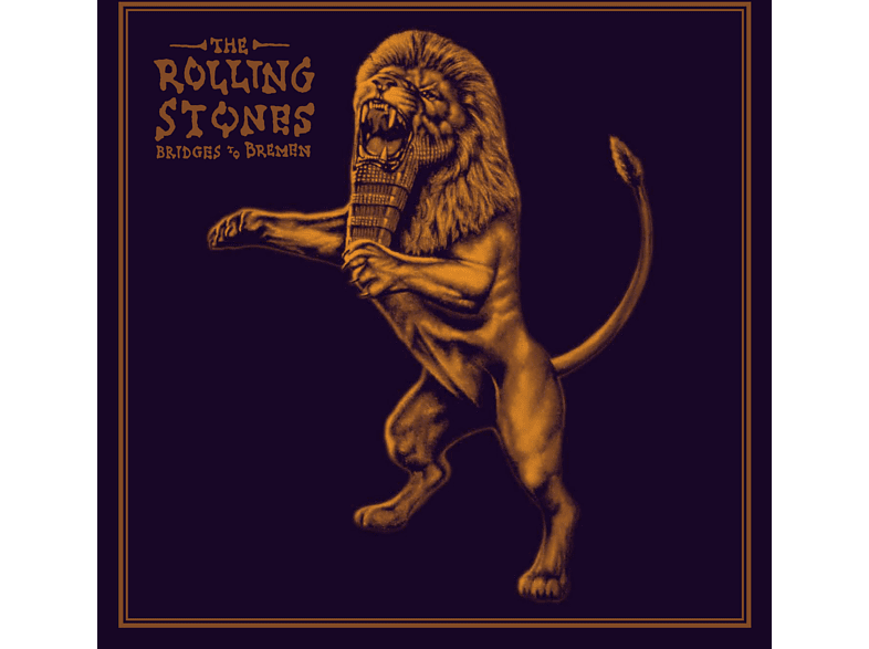 The Rolling Stones - Bridges To Bremen [CD + Blu-ray Disc]
