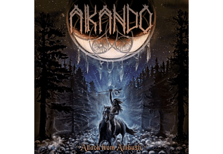 Akando - Attack From Ambush  - (CD)