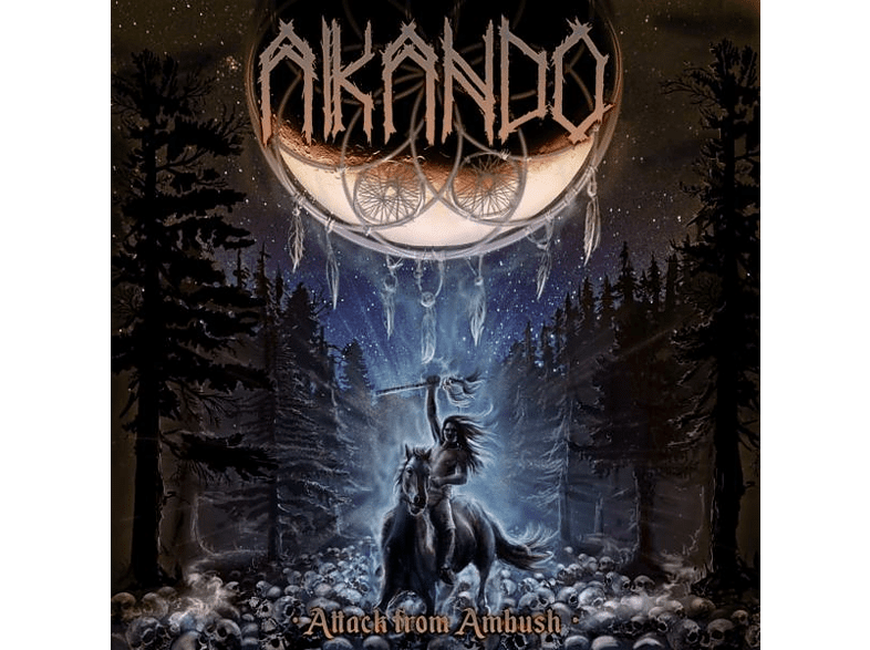 Akando - Attack From Ambush [CD]