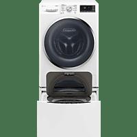 LG TWIN W 9 ATS 2  Waschmaschine (, A+++)