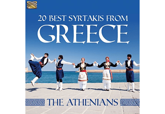 The Athenians - 20 Best Syrtakis from Greece  - (CD)