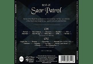 Soar Patrol - Best of Saor Patrol - The Clan's Favourites  - (CD)