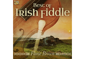 Florie Brown - Best of Irish Fiddle  - (CD)