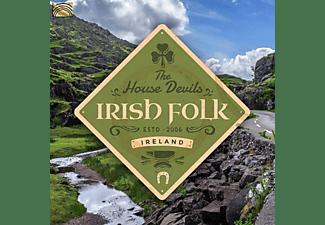 The House Devils - Irish Folk  - (CD)