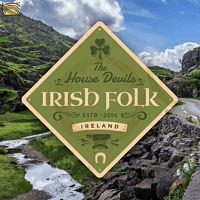 The House Devils - Irish Folk [CD]