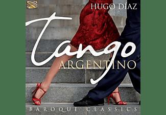 Hugo Díaz - Tango Argentino & Baroque Classics  - (CD)
